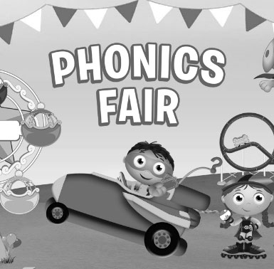 Super Why Phonics Fair